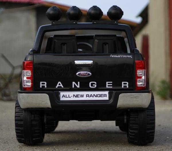 Masinuta electrica copii Ford Ranger F150, negru 5