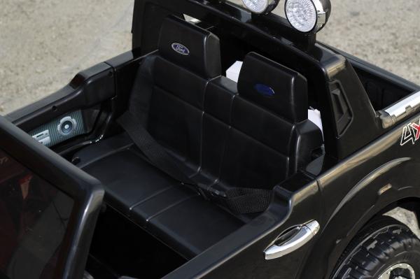 Masinuta electrica copii Ford Ranger F150, negru 6