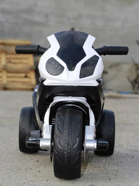 Mini Motocicleta electrica BMW S1000RR STANDARD #Negru 4