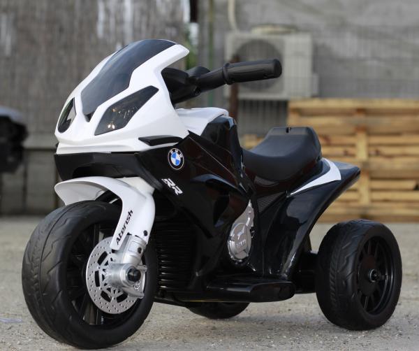 Mini Motocicleta electrica BMW S1000RR STANDARD #Negru 3