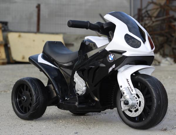 Mini Motocicleta electrica BMW S1000RR STANDARD #Negru 1