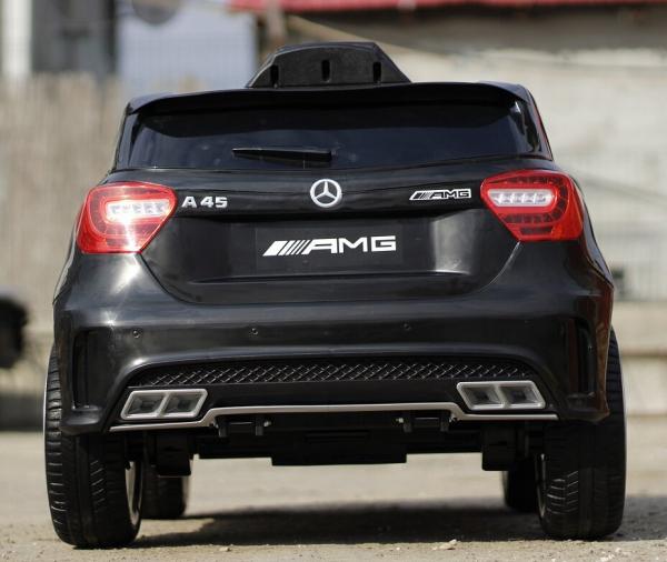 Masinuta electrica Mercedes A45 AMG PREMIUM 12V #Negru 4