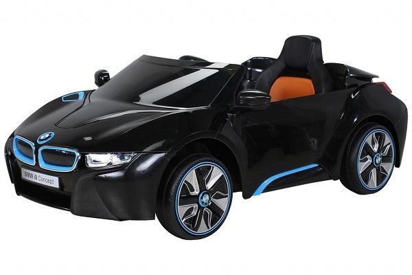 Masinuta electrica pentru copii BMW i8, 2-7 ani, negru 0