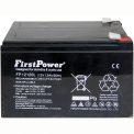 Acumulator 12V 12Ah pentru masinuta electrica 1