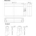 Acumulator 6V 9Ah pentru masinuta electrica [3]