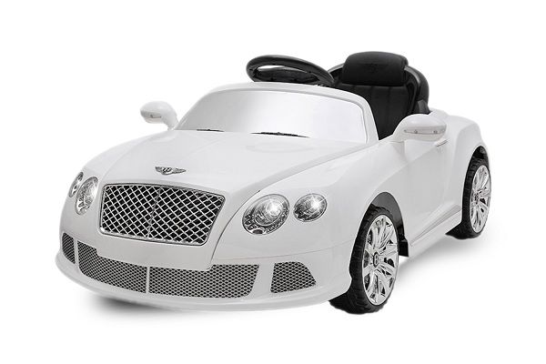 Masinuta electrica Bentley Continental GTC STANDARD 12V #ALB 0