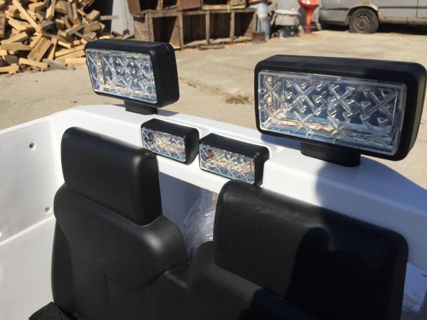 Kinderauto JeeP Outdoor 12V STANDARD #ALB 7