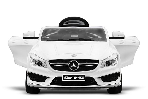 Masinuta electrica Mercedes CLA45 STANDARD 2x 25W 12V #ALB 0