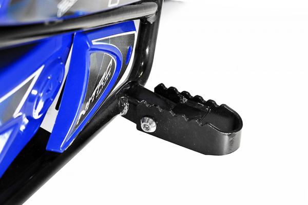 Mini Motocicleta electrica pentru copii NITRO ECO Flee 250W #Albastru 6