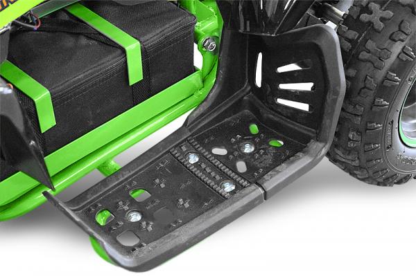 ATV electric Deluxe ECO Maddox 1000W 48V cu 3 Viteze #Verde 6