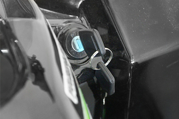 ATV electric Deluxe ECO Maddox 1000W 48V cu 3 Viteze #Verde [4]
