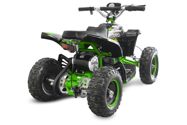 ATV electric Deluxe ECO Maddox 1000W 48V cu 3 Viteze #Verde [2]