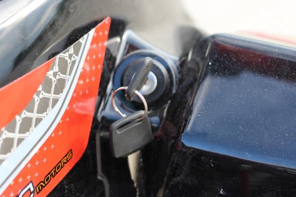 ATV electric Deluxe ECO Maddox 1000W 48V cu 3 Viteze #Rosu 10