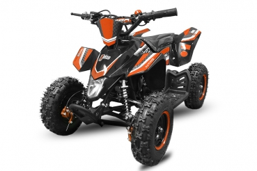 ATV electric Deluxe ECO Maddox 1000W 48V cu 3 Viteze #Orange 0