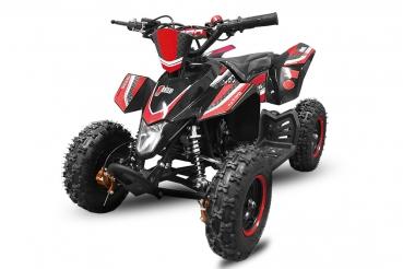 ATV electric Deluxe ECO Maddox 1000W 48V cu 3 Viteze #Rosu 0