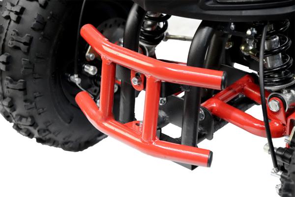 ATV electric NITRO ECO Python 800W 36V cu 3 Viteze #Rosu [12]