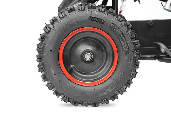 ATV electric NITRO ECO Python 800W 36V cu 3 Viteze #Rosu [9]
