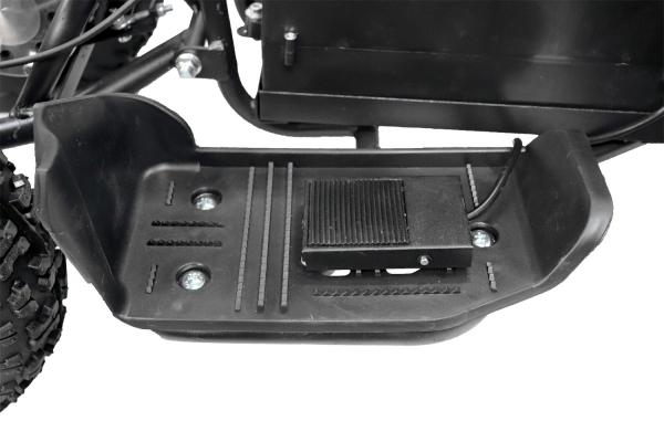 ATV electric NITRO ECO Python 800W 36V cu 3 Viteze #Roz 6