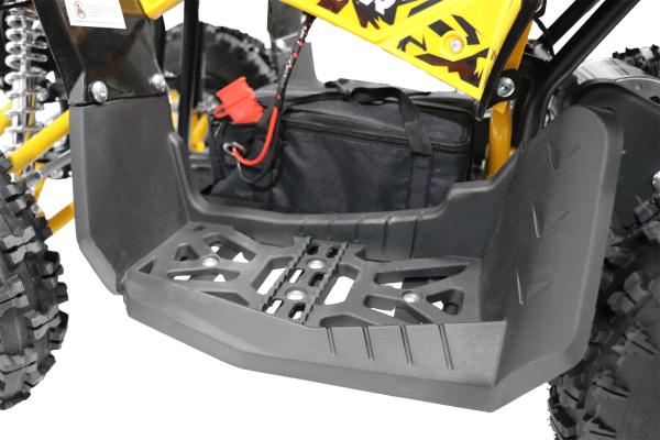 ATV Electric Eco Avenger 1000W 36V cu 3 Trepte de Viteza #Galben [5]