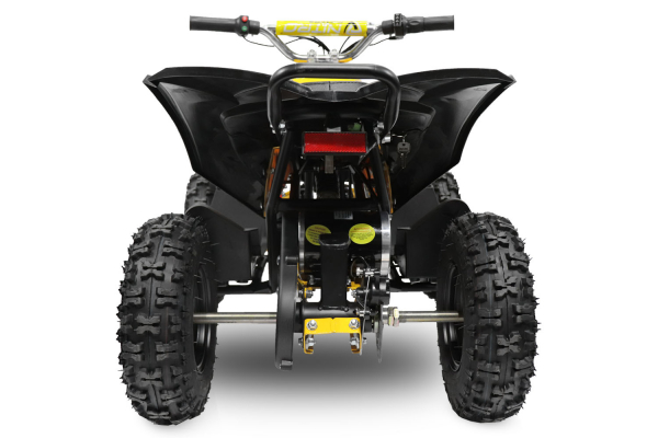 ATV Electric Eco Avenger 1000W 36V cu 3 Trepte de Viteza #Galben [4]