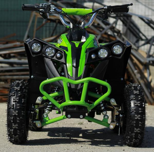 ATV Electric Eco Avenger 1000W 48V cu 3 Trepte de Viteza #Verde 12