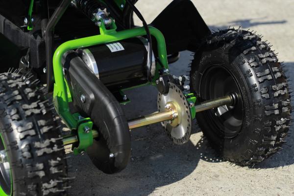 ATV Electric Eco Avenger 1000W 48V cu 3 Trepte de Viteza #Verde 9