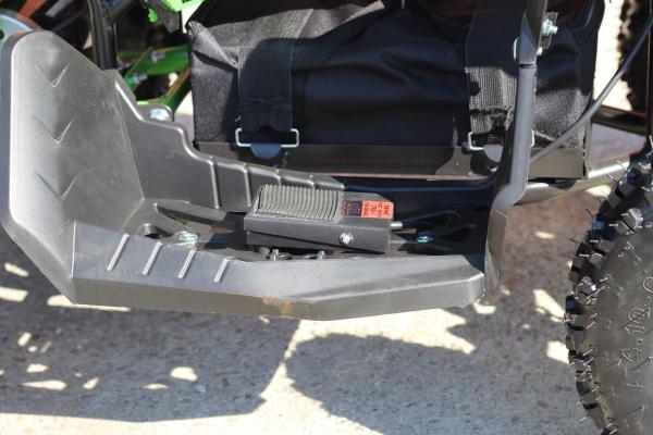 ATV Electric Eco Avenger 1000W 48V cu 3 Trepte de Viteza #Verde 11
