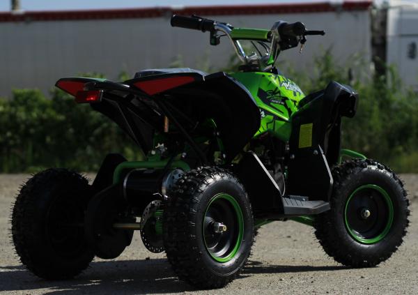 ATV Electric Eco Avenger 1000W 48V cu 3 Trepte de Viteza #Verde 3