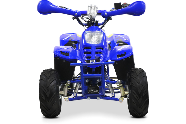 ATV electric ECO Bigfoot 800W 36V cu Baterie Detasabila #Albastru 1
