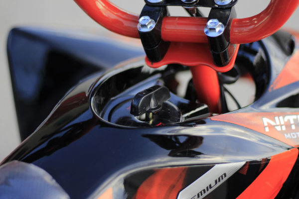 ATV electric ECO Jumpy 800W 36V cu 3 Viteze #Orange 8