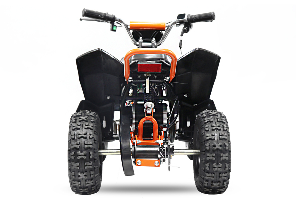 ATV electric Deluxe ECO Maddox 800W 36V cu 3 Viteze #Portocaliu 2