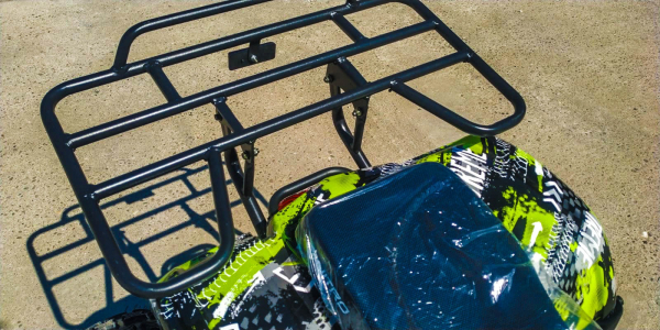 ATV electric Eco Toronto 1000W 48V 20Ah #Verde Camuflaj 1