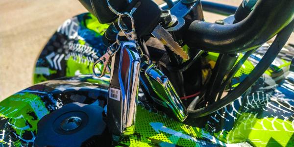 ATV electric Eco Toronto 1000W 48V 20Ah #Verde Camuflaj 4