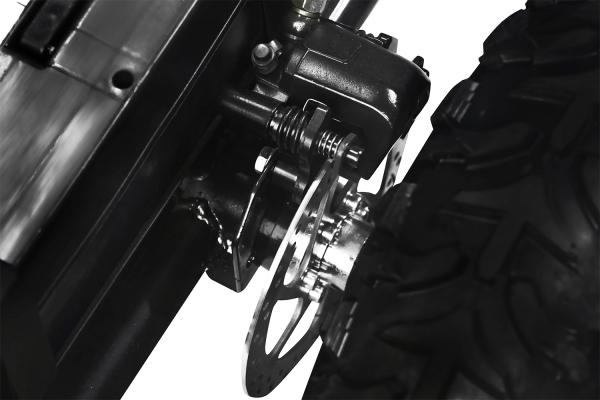 Kart electric pentru copii NITRO GoKid Dirty 1000W 48V #Rosu 7