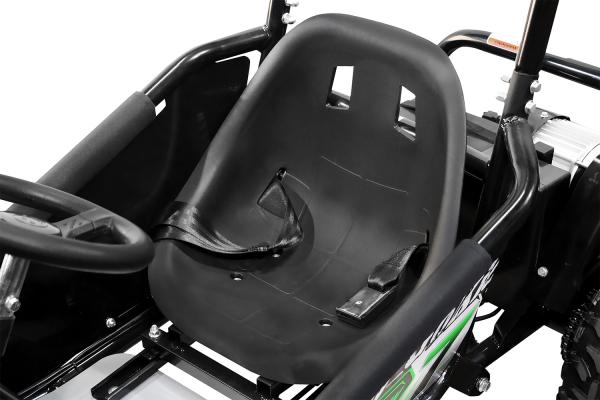 Kart electric pentru copii NITRO GoKid Dirty 1000W 48V #Albastru 5