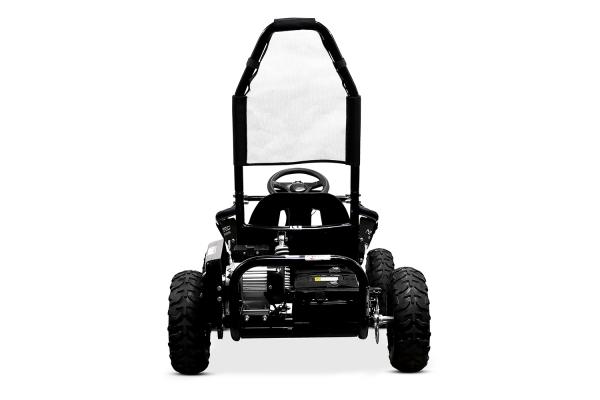 Kart electric pentru copii NITRO GoKid Dirty 1000W 48V #Rosu 1