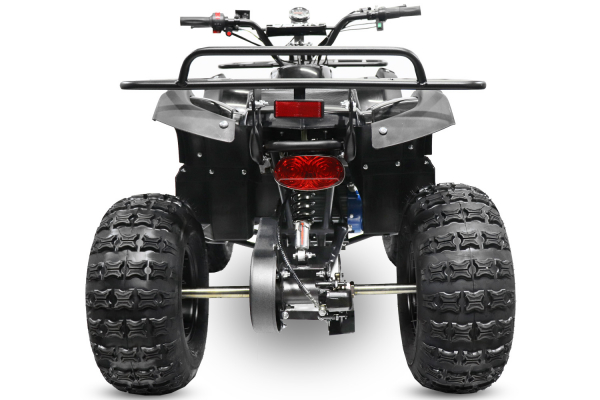 ATV electric Eco Toronto 1000W 48V 20Ah #Negru [5]