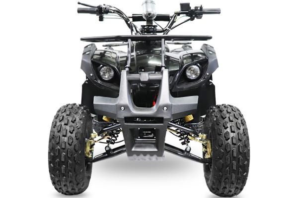 ATV electric Eco Toronto 1000W 48V 20Ah #Negru [4]
