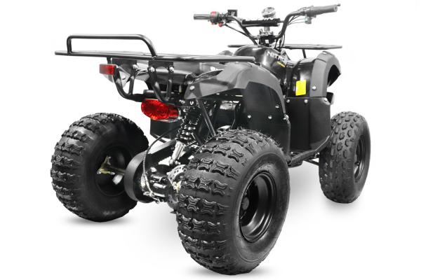 ATV electric Eco Toronto 1000W 48V 20Ah #Negru 1