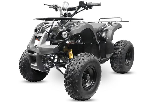 ATV electric Eco Toronto 1000W 48V 20Ah #Negru [0]