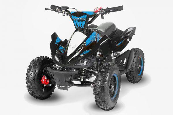 ATV electric NITRO ECO Python 1000W 48V DELUXE #Albastru [0]