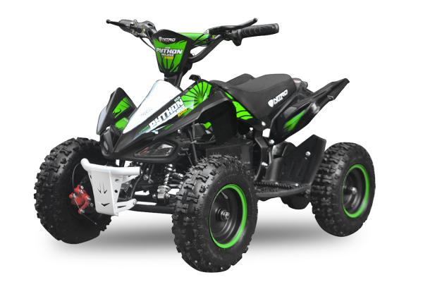 ATV electric NITRO ECO Python 1000W 48V DELUXE #Verde [0]