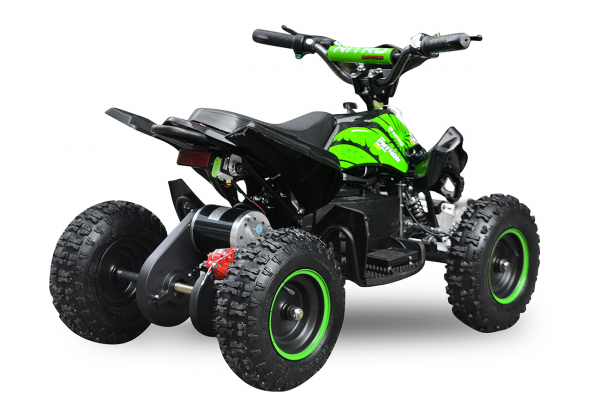ATV electric NITRO ECO Python 1000W 48V DELUXE #Verde [2]