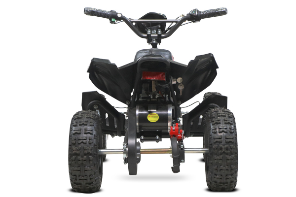 ATV electric NITRO ECO Python 1000W 48V DELUXE #Portocaliu 1