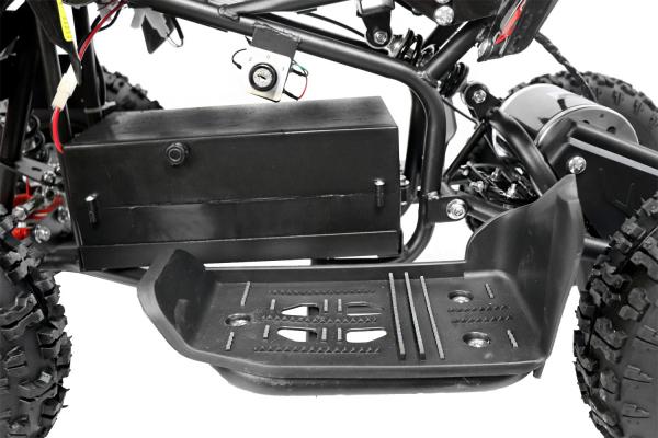 ATV electric NITRO ECO Python 800W 36V cu 3 Viteze #Albastru 8