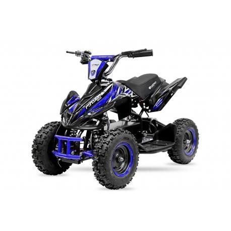 ATV electric NITRO ECO Python 800W 36V cu 3 Viteze #Albastru 0
