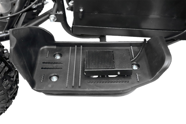 ATV electric NITRO ECO Python 800W 36V cu 3 Viteze #Albastru 9