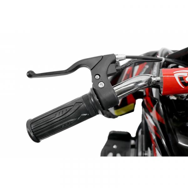ATV electric NITRO ECO Python 800W 36V cu 3 Viteze #Portocaliu 7