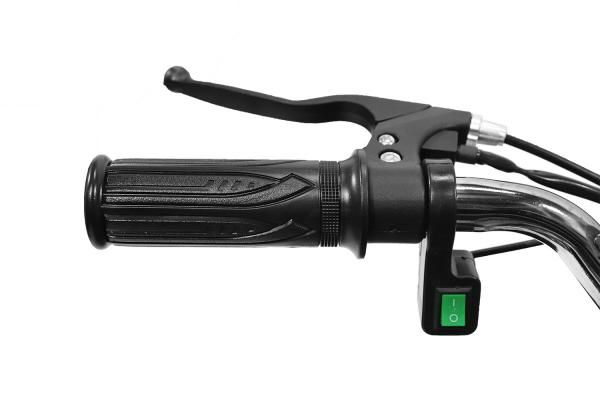 ATV electric NITRO ECO Cobra 800W 36V cu 3 Viteze #Verde [10]