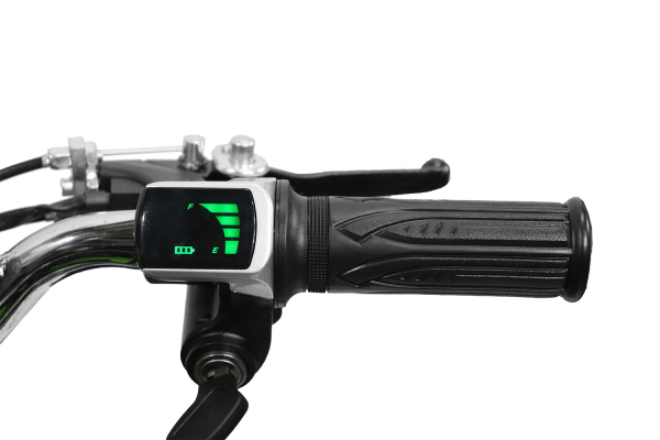 ATV electric NITRO ECO Cobra 800W 36V cu 3 Viteze #Verde [9]